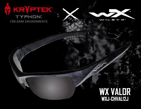新商品WX VALOR KRYPTEK® TYPHON 発売開始